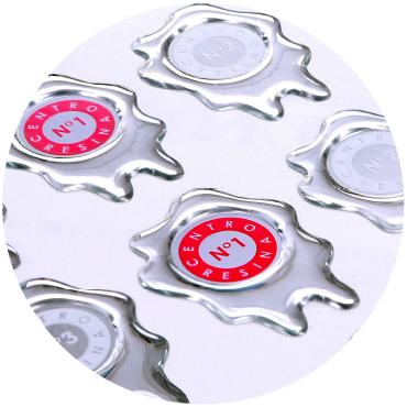 Image de la catégorie Étiquettes cires à cacheter ou sceau