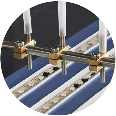 Immagine per la categoria Riempimento circuiti e componentistica elettronica